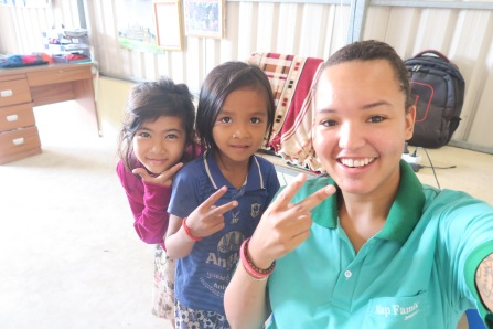 teaching English in Cambodia, teach English in Cambodia, children, NGO